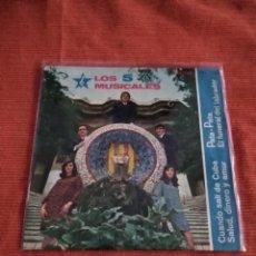 Discos de vinilo: LOS 5 MUSICALES EP PALOBAL PH-139. Lote 146904826
