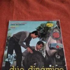Discos de vinilo: DÚO DINÁMICO EP LA VOZ DE SU AMO EPL 13998. Lote 146905826