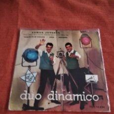 Discos de vinilo: DÚO DINÁMICO EP LA VOZ DE SU AMO EPL 13824. Lote 146906438