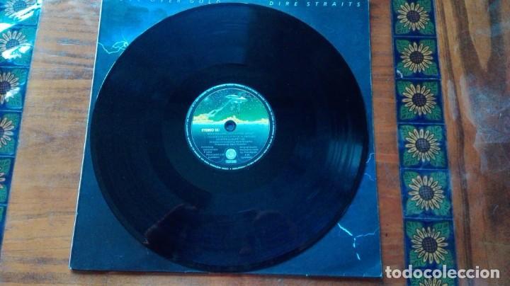 Discos de vinilo: DISCO DE DIRE STRAITS LOVE OVER GOLD. - Foto 3 - 146931186