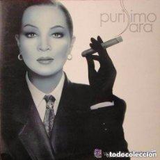 Discos de vinilo: SARA MONTIEL PURISIMO SARA LP PHILIPS 1988 PORTADA DOBLE. Lote 146935910