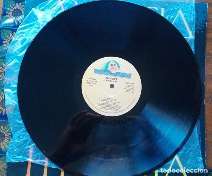 Discos de vinilo: DISCO DE AMNESIA HYSTERIA. - Foto 3 - 252040245