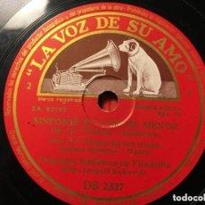 Discos de vinilo: SINFONIA Nº9 EN RE MENOR PIZARRA 7 DICOS. Lote 146938222