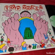 Disques de vinyle: TOY DOLLS FAT BOBS FEET LP 1991 VEMSA EDICION ESPAÑOLA SPAIN EXCELENTE ESTADO. Lote 146946194