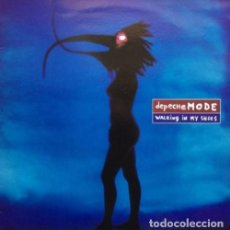 Discos de vinilo: D126 - DEPECHE MODE. WALKING IN MY SHOES. VINILO. MAXI. EDICION ESPAÑOLA. 1993. RAREZA.. Lote 146948918