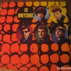 Discos de vinilo: THE HONEYCOMBS *** RARO LP ESPAÑOL PYE 1980 MERSEYBEAT IMPECABLE. Lote 146950262