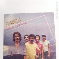 Discos de vinilo: ALAMEDA AIRES DE LA ALAMEDA / LA PILA DEL PATO ( 1979 EPIC ESPAÑA ) ROCK ANDALUZ. Lote 233053685