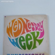 Discos de vinilo: THE UNDERTONES WEDNESDAY WEEK / TOLD YOU SO ( 1980 SIRE UK ) . Lote 146956858