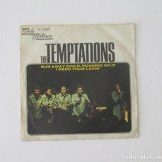 Discos de vinilo: TEMPTATIONS . Lote 146966286