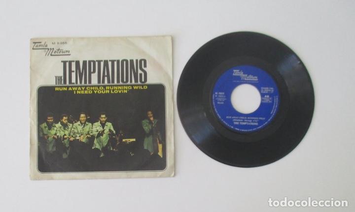 Discos de vinilo: TEMPTATIONS - Foto 2 - 146966286