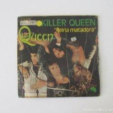 Disques de vinyle: QUEEN - KILLER QUEEN. Lote 146971506