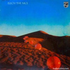 Discos de vinilo: THE NICE. ( KEITH EMERSON ). ELEGY. LP ESPAÑA ORIGINAL 1971. Lote 146974758