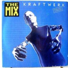 Discos de vinilo: KRAFTWERK.THE MIX...DOBLE MAXI...EX. Lote 107421467