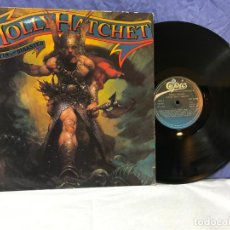 Discos de vinilo: MOLLY HATCHET - FLIRTIN WITH DISASTER LP - EPIC 1979 . Lote 147001022