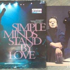 Discos de vinilo: SIMPLE MINDS -STAND BY LOVE- MAXI 12´ 1991 VIRGIN UK. Lote 147031014