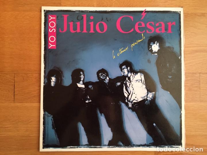 YO SOY JULIO CESAR: LO ESTAMOS PENSANDO (Música - Discos - LP Vinilo - Grupos Españoles de los 90 a la actualidad)