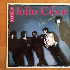 Discos de vinilo: YO SOY JULIO CESAR: LO ESTAMOS PENSANDO. Lote 147037604