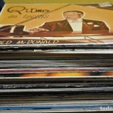 Discos de vinilo: LOTE DE 50 LPS MÚSICA VARIADA. Lote 147041766