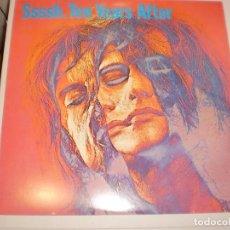 Discos de vinilo: LP TEN YEARS AFTER. SSSSH. CRYSALIS 1975 USA (DISCO PROBADO Y BIEN, SEMINUEVO). Lote 147049874