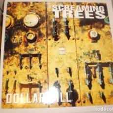 Discos de vinilo: SCREAMING TREES. DOLLAR BILL EPC 1992 UK DISCO AMARILLO (PROBADO Y BIEN) NUNCA VENDIDO EN TC LEER. Lote 151447820