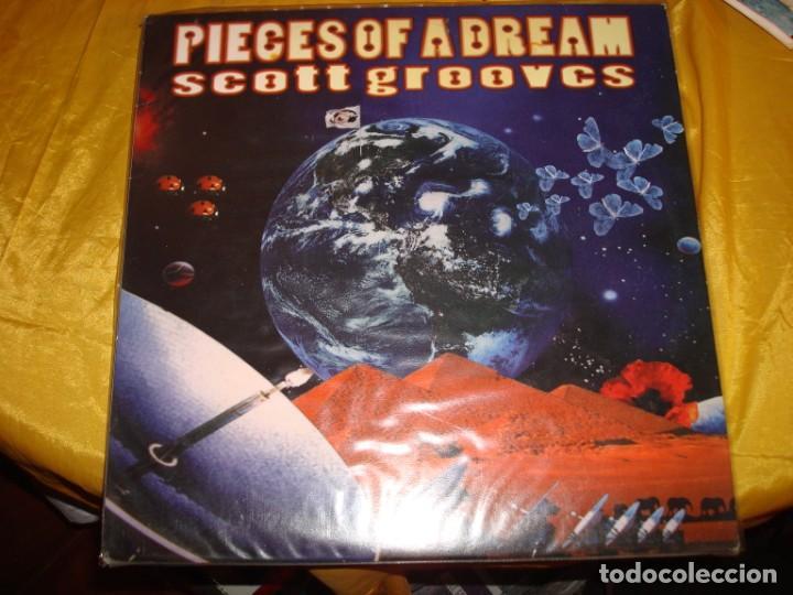 SCOTT GROOVES. PIECES OF A DREAM. 2 LP´S . SOMA RECORDING, 1998. (#) (Música - Discos - LP Vinilo - Techno, Trance y House)