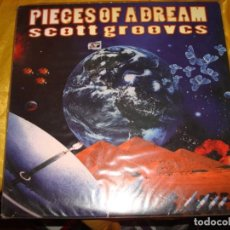 Discos de vinilo: SCOTT GROOVES. PIECES OF A DREAM. 2 LP´S . SOMA RECORDING, 1998. (#). Lote 147062354