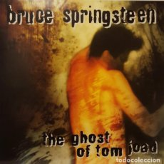 Discos de vinilo: LP BRUCE SPRINGSTEEN - THE GHOST OF TOM JOAD. Lote 147062702