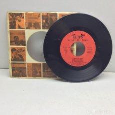 Discos de vinilo: ELITOR - ELISEO DEL TORO - SINGLE - ARROZ CON POLLO . Lote 147073718