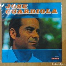 Discos de vinilo: JOSE GUARDIOLA - JOSE GUARDIOLA - LP. Lote 147076742