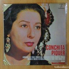 Discos de vinilo: CONCHITA PIQUER - CONCHITA PIQUER - LP. Lote 147077182