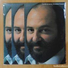 Discos de vinilo: JERONIMO GRANDA - UN KILO DE VERSOS - LP. Lote 147077289