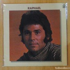 Discos de vinilo: RAPHAEL - RAPHAEL - LP. Lote 147077530