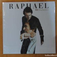 Discos de vinilo: RAPHAEL- RESINPHONICO - GATEFOLD - 2 LP. Lote 147077702
