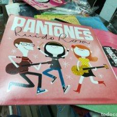 Discos de vinilo: PANTONES MINI LP RUIDO ROSA 2012. Lote 147078926