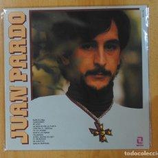 Discos de vinilo: JUAN PARDO - JUAN PARDO - LP. Lote 147079888