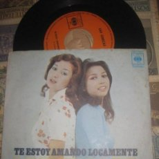 Discos de vinilo: LAS GRECAS TE ESTOY AMANDO LOCAMENTE( 1973 CBS) OG ESPAÑA PEDIDO MINIMO 10 EUROS. Lote 147080642
