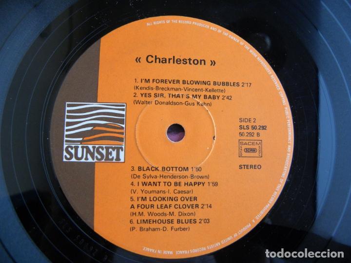 Discos de vinilo: CHARLESTON -LP -SEXY COVER - Foto 2 - 147095834