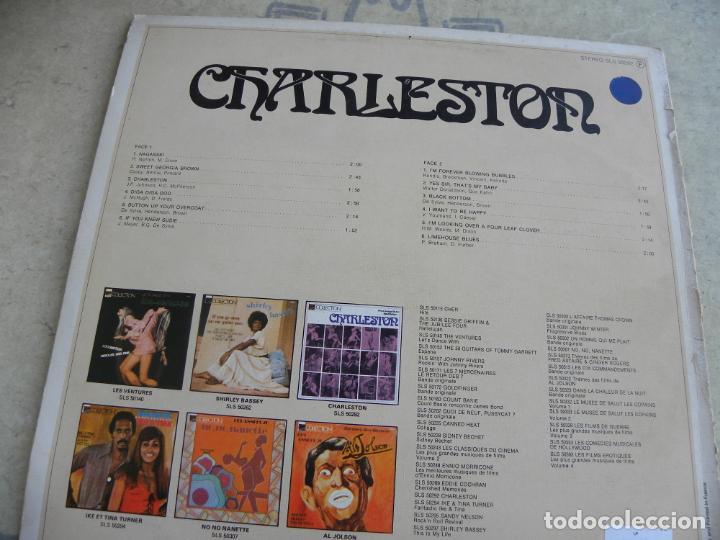 Discos de vinilo: CHARLESTON -LP -SEXY COVER - Foto 9 - 147095834