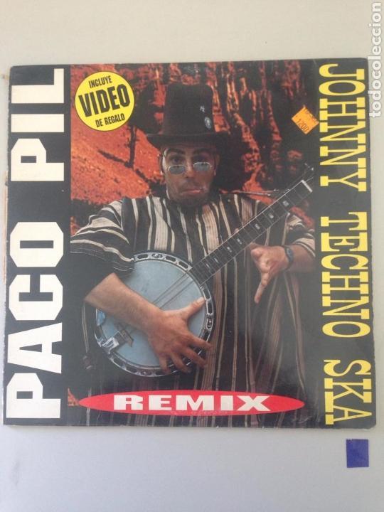 PACO PIL (Musik - Vinyl-Schallplatten - LP - Techno, Trance und House)