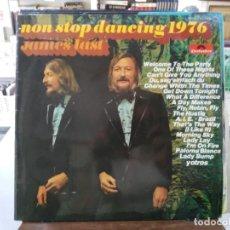 Discos de vinilo: JAMES LAST - NON STOP DANCING 1976 - LP. DEL SELLO POLYDOR 1975. Lote 147134578