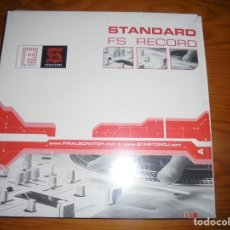 Discos de vinilo: FS RECORD. STANDARD. FINALSCRATCH. MAXI-SINGLE. PRECINTADO. Lote 147137262