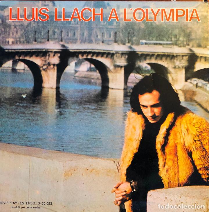 LLUIS LLACH (Música - Discos - Singles Vinilo - Solistas Españoles de los 70 a la actualidad)