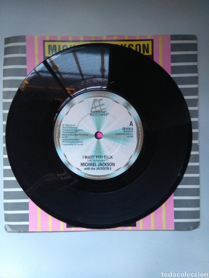 MICHAEL JACKSON WITH THE JACKSON 5 - 1988 REMIX - SINGLE VINILO (Música - Discos - Singles Vinilo - Funk, Soul y Black Music)