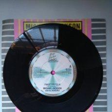 Discos de vinilo: MICHAEL JACKSON WITH THE JACKSON 5 - 1988 REMIX - SINGLE VINILO. Lote 147155273