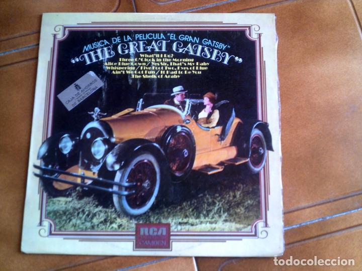 LP DE LA BANDA SONORA DE LA PELICULA THE GREAT GATSBY (Música - Discos - LP Vinilo - Bandas Sonoras y Música de Actores )