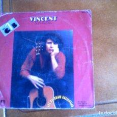 Discos de vinilo: SINGLE DE DON MCLEAN ,CASTILLOS EN EL AIRE AÑO 1972. Lote 147167086