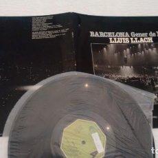 Discos de vinilo: LP ( VINILO) DE LLUIS LLACH AÑOS 70. Lote 147167494