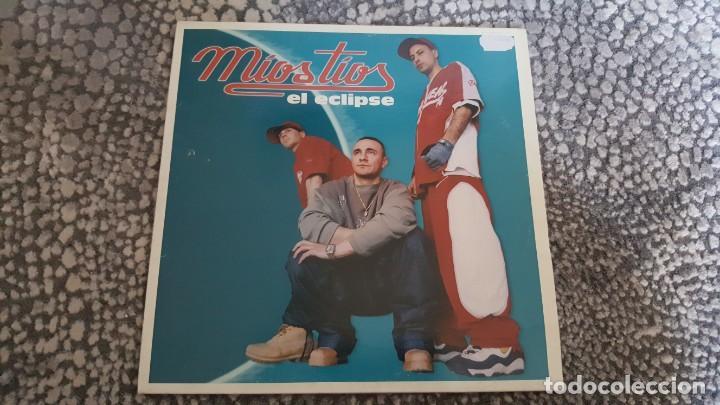 MÍOS TÍOS - EL ECLIPSE ( MAXI SINGLE) (Música - Discos de Vinilo - Maxi Singles - Rap / Hip Hop)