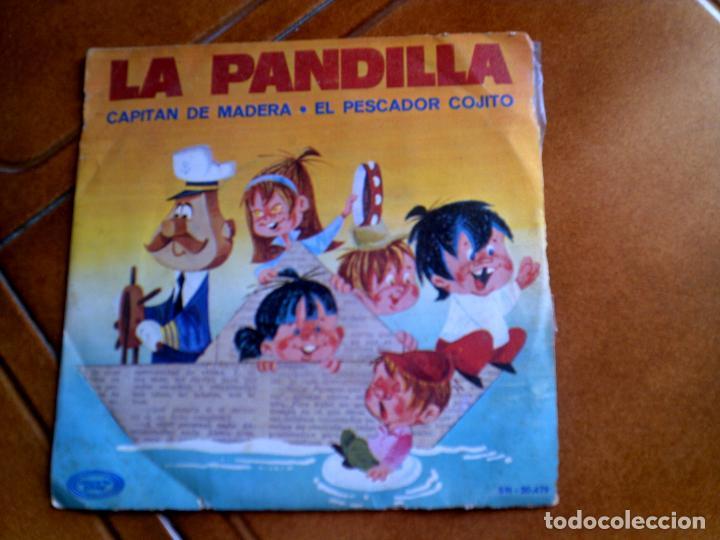 SINGLE DE LA PANDILLA AÑO 1970 (Música - Discos - Singles Vinilo - Música Infantil)