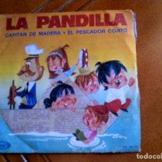 Discos de vinilo: SINGLE DE LA PANDILLA AÑO 1970. Lote 147183050